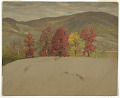 View Autumn Landscape in New England digital asset number 1