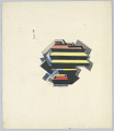 View Study of an Abstract Geometric Composition digital asset number 1