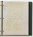 View Notebook of lace samples digital asset number 3