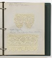 View Notebook of lace samples digital asset number 7