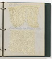 View Notebook of lace samples digital asset number 8