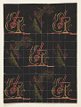 View Carpet Design: International Casino, 1530 Broadway, New York, NY digital asset number 0