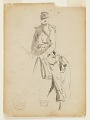 View Mounted Cavalry Officer digital asset number 0