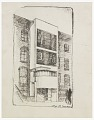 View Townhouse, 211 East 48th Street, New York, NY: Perspective Rendering digital asset number 0