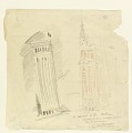 View Sketches of New York Skyscrapers digital asset number 0