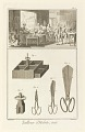 View Tailleur d'Habits, outils, from Diderot's Encyclopaedia digital asset number 0