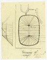 View Study of Roof Construction of a Proposed Chapel for Trinity Church, Boston, Massachusetts digital asset number 0