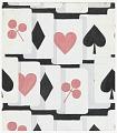 View Playing Card Motif, Textile Design digital asset number 0