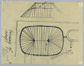 View Study of Roof Construction of a Proposed Chapel for Trinity Church, Boston, Massachusetts digital asset number 1