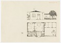 View Siedlungstype [Housing Example (Façade Elevation and Floor Plan)] digital asset number 0