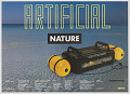View Artificial Nature, Poster for Exhibition at Deste Foundation for Contemporary Art, Athens, Greece, June 20–September 15, 1990 digital asset number 1