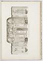 View Vüe de Même (Czartoryski) Sallon du Costé des Glacés (Design for the Salon Czartoryski), plate 85, in Oeuvres de Juste-Aurèle Meissonnier (Works by Juste-Aurèle Meissonnier) digital asset number 0