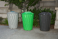 View Central Park Conservancy Waste and Recycling Receptacle System digital asset number 2