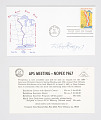 View Signed First Day Issue Envelope for United States Postal Service Great River Road Stamp digital asset number 0