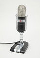 View Velocity Microphone and Desk Stand, Models 77 C-1 and 91-B digital asset number 1