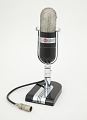 View Velocity Microphone and Desk Stand, Models 77 C-1 and 91-B digital asset number 0