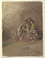 View Seated Bedouin digital asset number 2