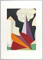 """View Fuochi D'Artificio (particolare) (Fireworks, Detail), Progetti scenici per """"sintesi futuriste"""" 1915/1925 (Set Designs for Futurist Syntheses 1915/1925) digital asset number 1"""