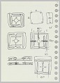 View Preparatory Drawings for Thermostat digital asset number 0