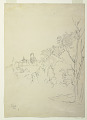 View View of Olana, the Artist's Home, Hudson, New York digital asset number 1