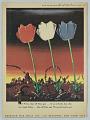 View Three Tulips, Advertisement for American Silk Mills digital asset number 1