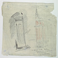 View Sketches of New York Skyscrapers digital asset number 1