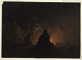 View Bedouins in Camp at Night digital asset number 1