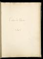 View Cahier de Theorie 1848 digital asset number 22