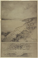 View Study for Inspiration Point, Riverside Drive, New York City digital asset number 1