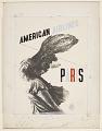 "View Design for ""American Airlines, Paris"" digital asset number 0"