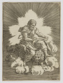 View Saint Mark, seated on a Lion digital asset number 2