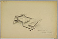 View Design for Blow-Molded Combination Desk and Chair digital asset number 1
