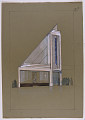 View Design for a Shopfront with Triangular Facade digital asset number 1