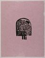 View Katalog der Ausstellung von Kleidern aus der Stickstube von Frau Eucken, Bremen... [Catalogue for Exhibition of Clothing from Mrs. Eucken's Embroidery Studio, Bremen] digital asset number 2