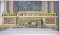 View Altar Mensa for the Capella Paolina (Borghese Chapel), Santa Maria Maggiore, Rome, Italy digital asset number 1