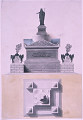View Design for a Princely Sepulcher Monument digital asset number 2