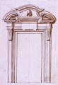 View Elevation of a Door Case digital asset number 2