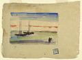 View Sailboats at Anchor digital asset number 1