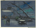 View Design for Undersea Lounge: Scheme 3 Interior Perspective digital asset number 1