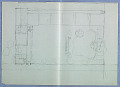 View Volksschule Stockerau (Stockerau Primary School - Floor Plan Sketch and Garden) digital asset number 1