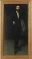 View Arrangement in Black: Portrait of F. R. Leyland digital asset number 1
