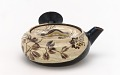 View Side-handled teapot with design of autumn grasses digital asset number 0
