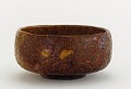 View Ohi ware shallow tea bowl with incised design digital asset number 0