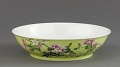 View Dish with flowering trees digital asset number 0