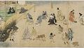 View Yuzu Nembutsu Engi (Account of the origins of the Yuzu Nembutsu Buddhist sect) digital asset number 0