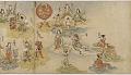View Yuzu Nembutsu Engi (Account of the origins of the Yuzu Nembutsu Buddhist sect) digital asset number 17