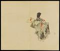 View Album: Miscellaneous Sketches digital asset number 16
