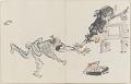 View Sketchbook depicting Kabuki play <i>Terokoya </i> digital asset number 8