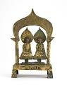 View The Buddhas Prabhutaratna and Sakyamuni seated sided by side digital asset number 0