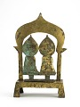 View The Buddhas Prabhutaratna and Sakyamuni seated sided by side digital asset number 1